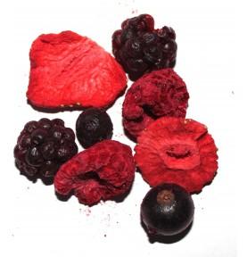 Lyofilizovaný záhradný mix 50g