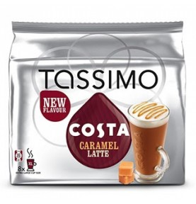 Tassimo Costa Latte Macchiatto Caramel