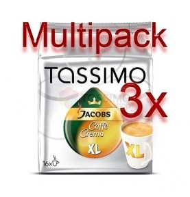 Multipack Jacobs Caffe Crema XL