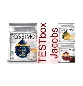 Startkit Tassimo Jacobs