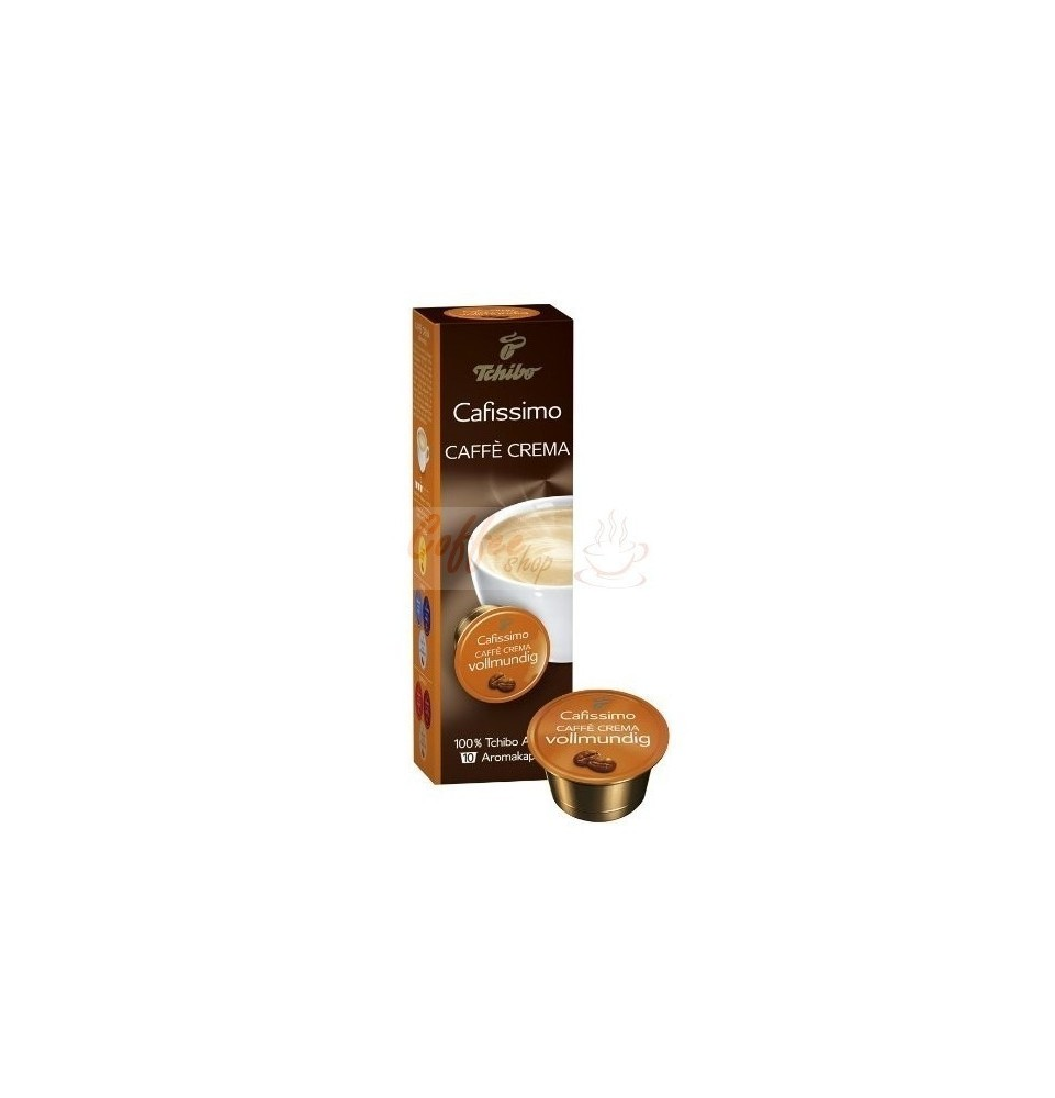 Tchibo Cafissimo Caffe Crema vollmundig