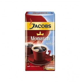 Jacobs Monarch Mild 500g mletá