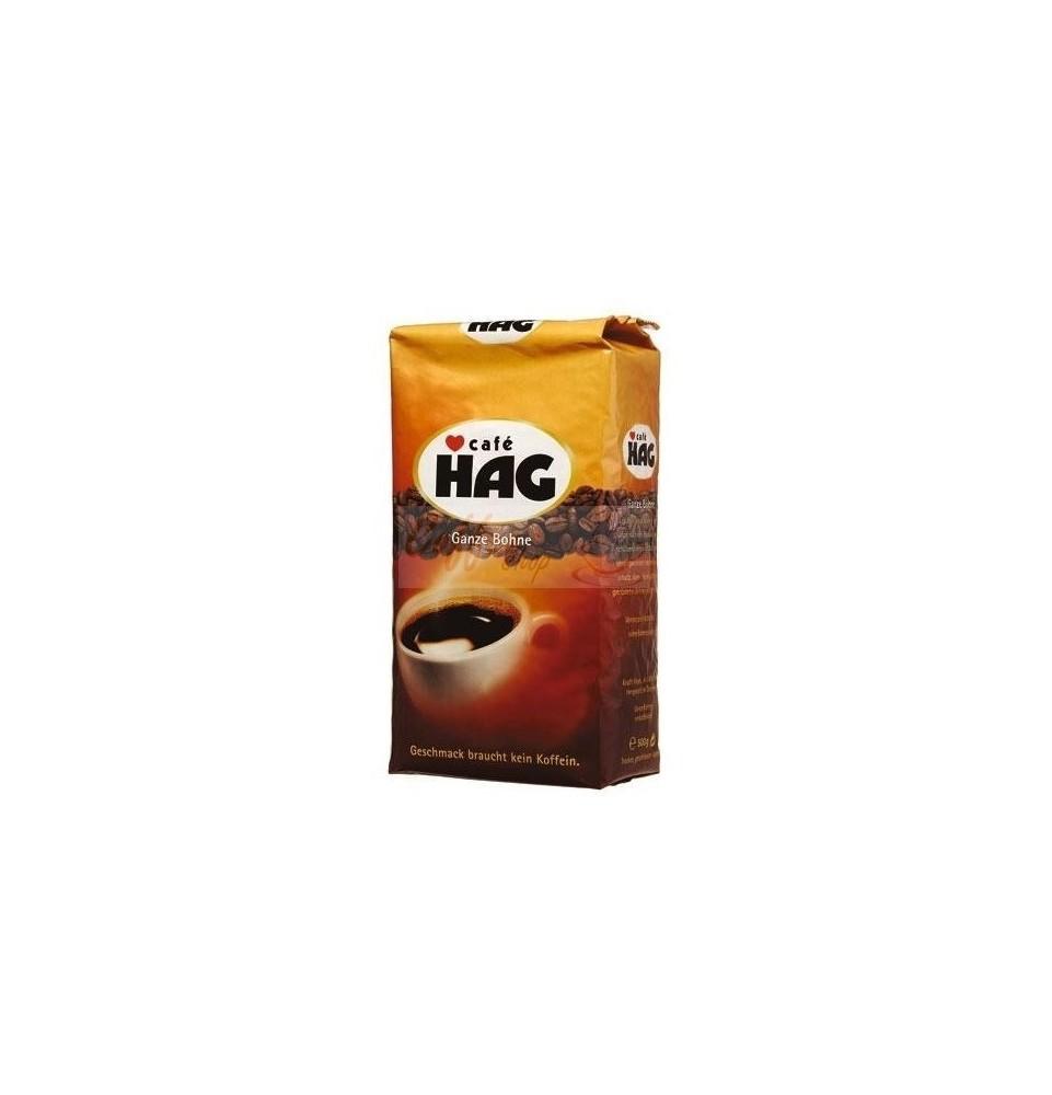 Cafe Hag bez kofeínu 500g zrnková