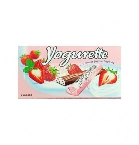 Yogurette čokolády 9ks