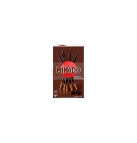 Mikádo v horkej čokoláde