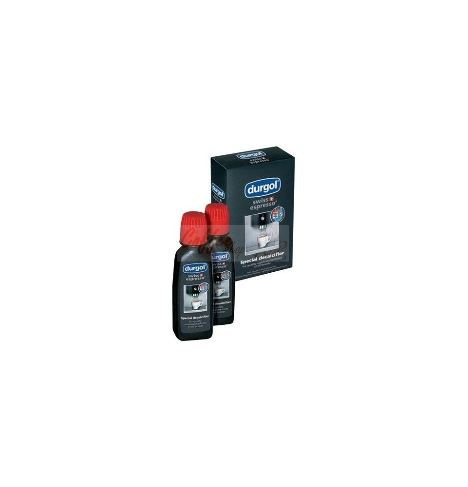 Odvápňovač Durgol Swiss Espresso 2x125ml