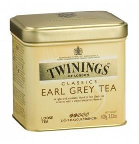 Twinings Earl Grey Tea sypaný 100g