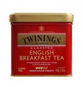 Twinings English Breakfast Tea sypaný 100g