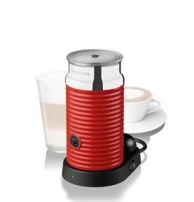 Nespresso Aeroccino červené