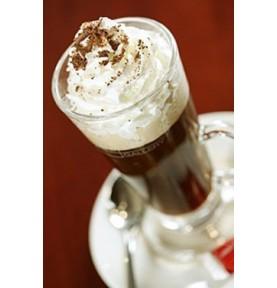 Recept Viedenská káva