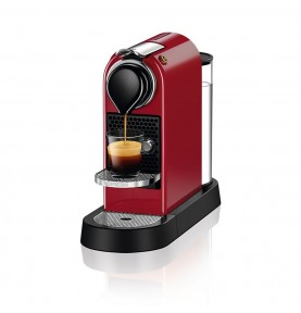Nespresso DeLonghi Citiz 167 červené