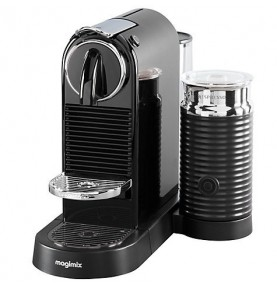 Nespresso DeLonghi Citiz & Milk čierne