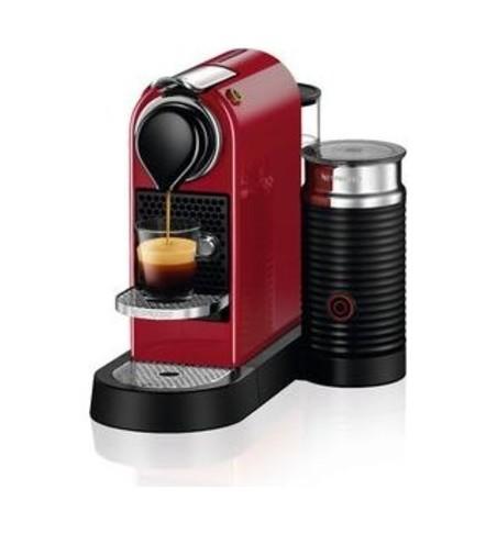Nespresso Turmix-Krups Citiz & Milk červené
