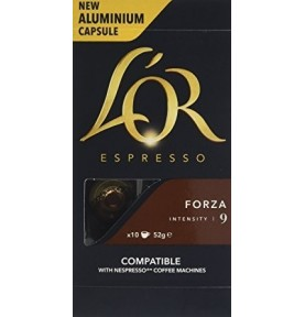 LOR Espresso Forza pre Nespresso