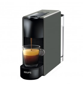 Nespresso Essenza Mini sivá