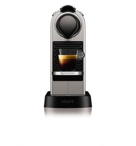 Nespresso DeLonghi Citiz 167 strieborné