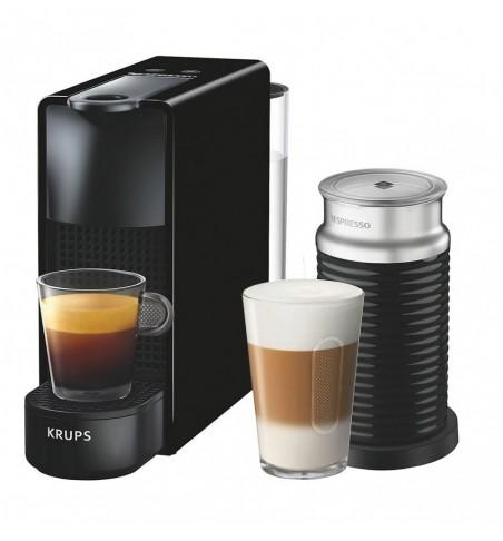 Nespresso Essenza Mini čierna s Aerocchino H