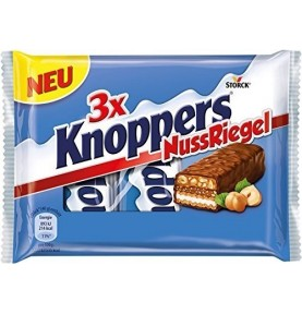 Knoppers tyčinka 3-pack