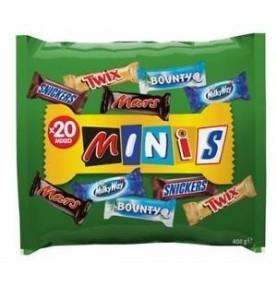 Mars Mix Minis 20ks