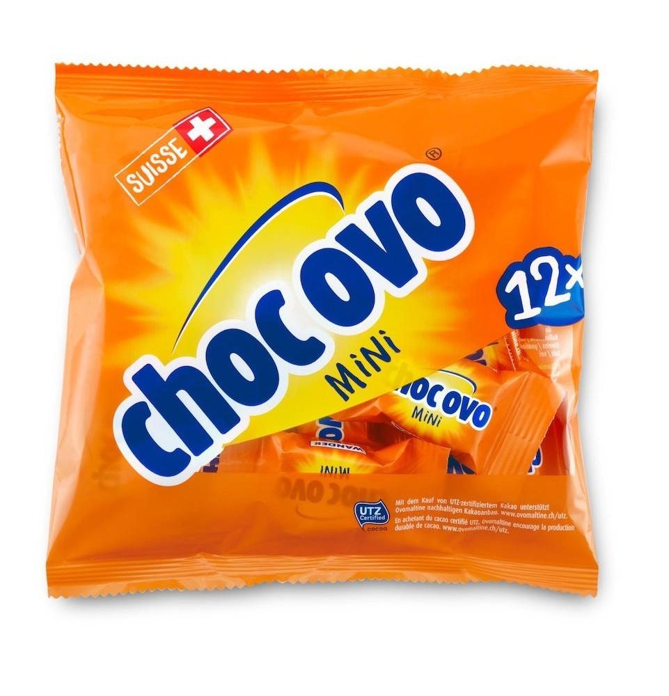 Ovomaltine Chocovo Minis 10ks