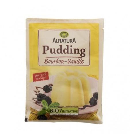 Alnatura Vanilkový puding 3-pack