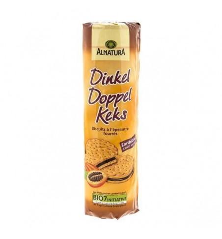 Alnatura Dinkel keksíky s horkou náplňou 330g