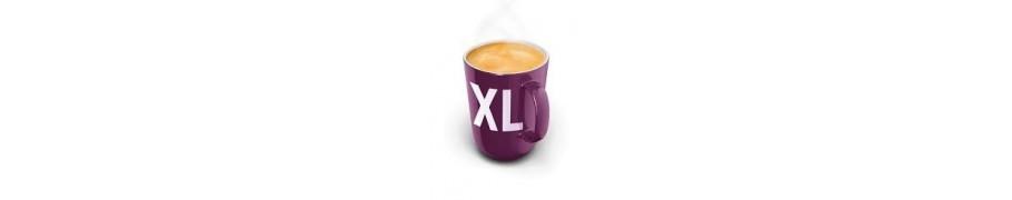 XL kávy